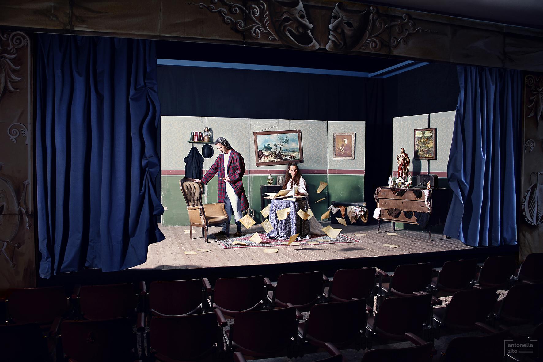 mondi inanimati#theatre